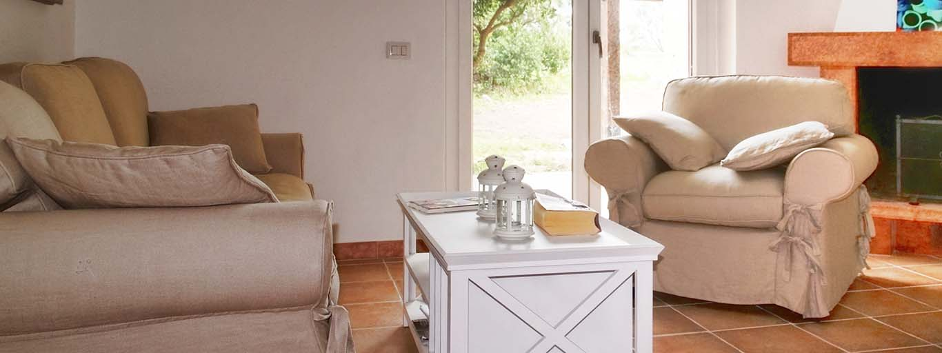 Bed and Breakfast La Pinnetta a Tresnuraghes vicino a Bosa, Sardegna